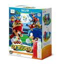 【Wii Uソフト】マリオ&ソニック AT リオオリンピック(TM) Wiiリモコンプラスセット(アカ・シロ)【送料無料】