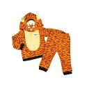 ベビーザらス限定 ディズニー ティガー なりきり上下スーツ(オレンジ×80CM)【送料無料】