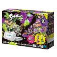 Wii U スプラトゥーン セット(amiibo アオリ・ホタル付き)【送料無料】