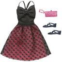 Barbie バービーファッションドレス (ドレスドット)