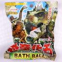 恐竜化石 バスボール