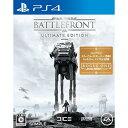 【PS4ソフト】Star Wars バトルフロント Ultimate Edition