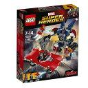 レゴ スーパーヒーローズ 76077 アイアンマン:デトロイト・スティールの攻撃【送料無料】