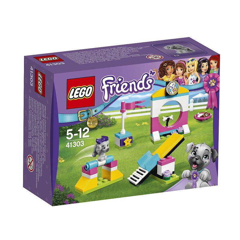 【オンライン限定価格】レゴ フレンズ 41303 子犬のプレイパーク
