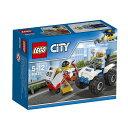 レゴ シティ 60135 ドロボウとポリス4WDバギー