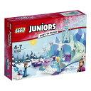 レゴ ジュニア 10736 アナとエルサの雪の公園【送料無料】
