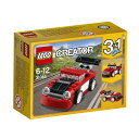 レゴ クリエーター 31055 赤いレースカーの画像