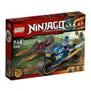 レゴ ニンジャゴー 70622 イナズマッハライド【送料無料】の画像