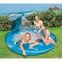 RoomClip商品情報 - クジラの噴水つきプール 208×157cm【ビニールプール】
