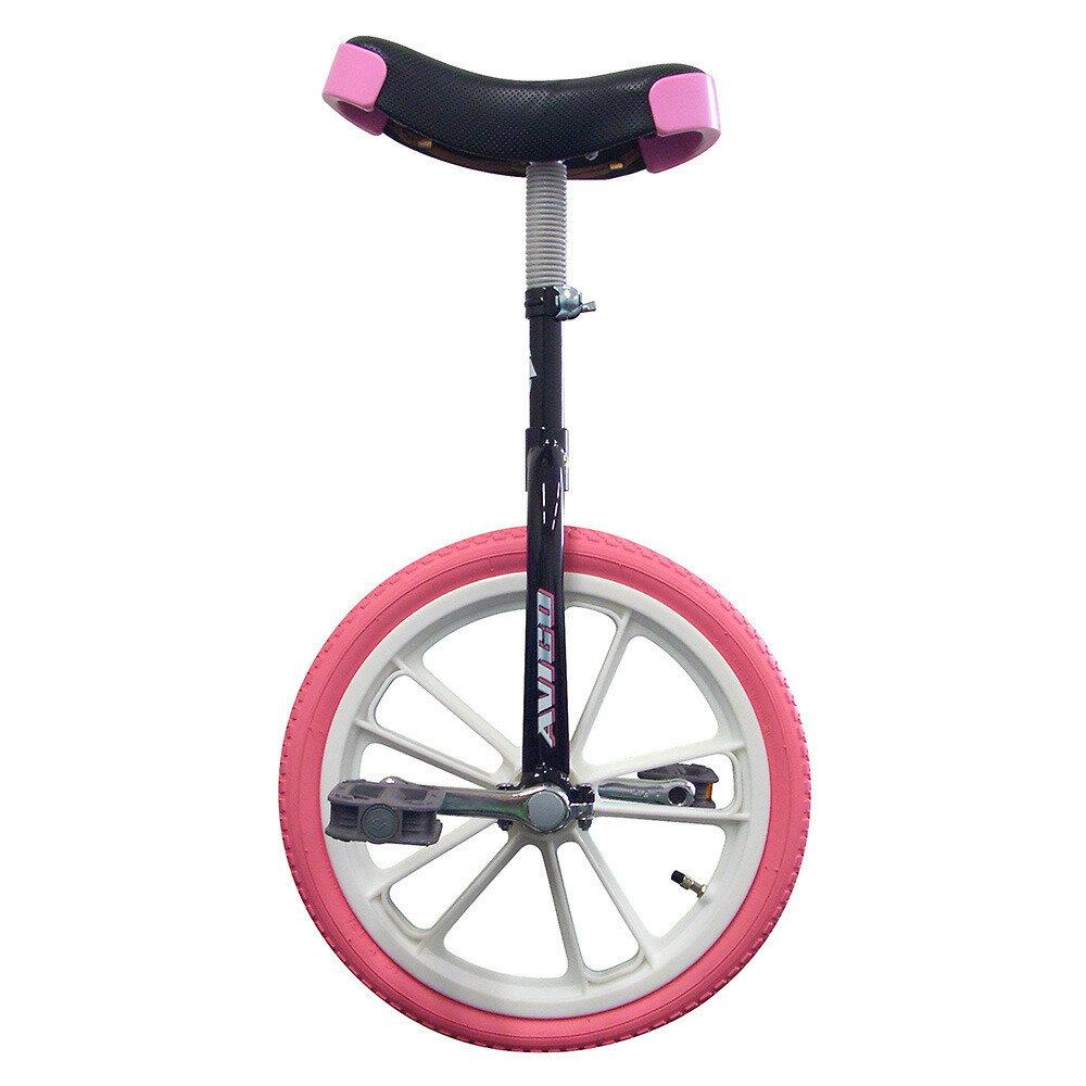 AVIGO 16インチ 一輪車 ピンク ...