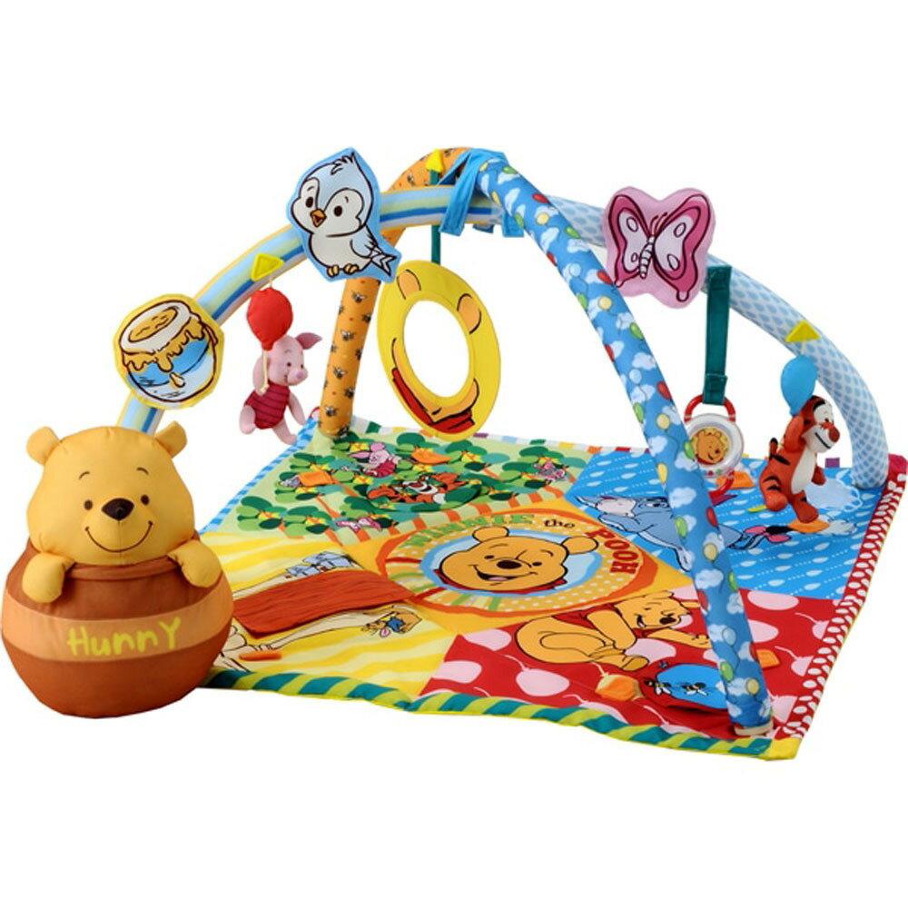 くまのプーさん てあそびいっぱいボックスにへんしんジム【送料無料】...:toysrus:10469894