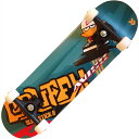 トイザらス AVIGO 28インチ スケートボード ブラック...