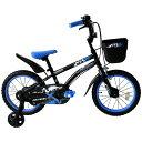 トイザらス AVIGO 18インチ 子供用自転車 エックス FS (ブルー)【男の子向け】【送料無料】
