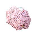 キッザらス ディズニー ミニー 傘(ピンク・45cm)