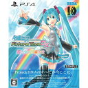 【PS4ソフト】初音ミク Project DIVA Future Tone DX メモリアルパック【オンライン限定】【送料無料】