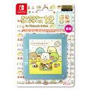 Nintendo Switchソフト専用 キャラクター カードケース12 すみっコぐらし(のこさずたべてねすみっコべんとう)