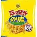 スティックポテト のり塩 4連【お菓子】