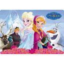 ディズニー チャイルドパズル アナとエルサとなかまたち(アナと雪の女王) 40ピース(DC40-087)【お子様向けパズル】