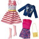 Barbie バービーファッションドレス (FBB80)