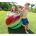 INTEX 大きなスイカビーチボール 70cm