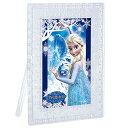 【クリアランス】132ピース クリアスタンドパズル アナと雪の女王 ありのままの姿で (15.8cmx21.4cm)