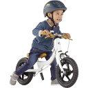ケッターサイクル 12インチ 子供用自転車(ブルーミングホワ...