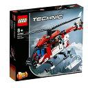 レゴ テクニック 42092 救助ヘリコプター