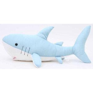 ひんやりぬいぐるみ サメ 約60cm