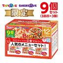 和光堂 BIG栄養マルシェ 人気のメニューセット 9個セット(12ヶ月から)