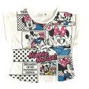 儿童, 婴幼儿, 母婴用品 - ベビーザらス限定 ディズニー ミニー 半袖Tシャツ(ホワイト×95cm)
