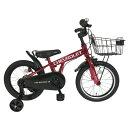 トイザらス限定 子ども用自転車 16インチ シボレーKID'S GLOW-TZ 折畳み補助輪
