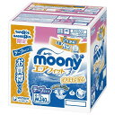 【テープタイプ】ムーニー エアフィット Mサイズ240枚(80枚×3パック)(カートン)