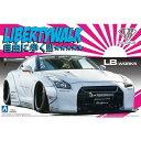 1/24 リバティーウォーク No.10 LB★WORKS R35 GT-R Ver.2【オンライン限定】