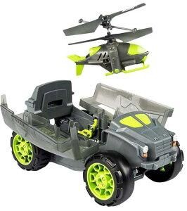【ラジコン】【ヘリコプター】空陸両用機密ヘリ ステ