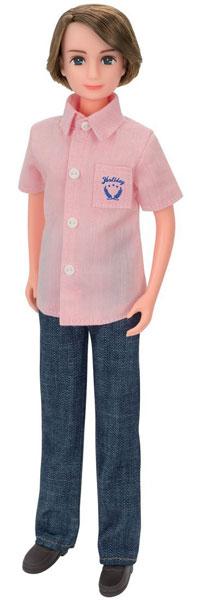 リカちゃん人形リカちゃんLD-20やさしいパパキャラクターグッズおもちゃシリーズ定番女の子お人形着せ