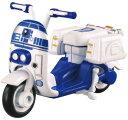 ショッピングトミカ ☆STAR WARS☆トミカ STAR CARS SC-05 R2-D2スクーター(箱)【トミカ スターウォーズ R2-D2】【トミカ ミニカー 箱入り】20s