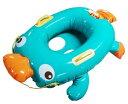 ショッピングうきわ フィニアスとファーブペリーボート95×65cm【ディズニーグッズ・浮き輪 Disney フィニアス&ファーブ 水遊び 子供用ボート 夏アイテム サマーアイテム 】