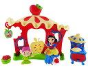 ショッピングキングダム 【タイムセール】ディズニープリンセス リトルキングダム 白雪姫のりんごのカフェ【 ディズニー Disney 人形 ドール おもちゃ】60s