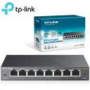 [無償永久保証] 8ポートギガビット イージー スマートスイッチ Giga対応スイッチングハブ TP-Link TL-SG108E (英語バージョン)