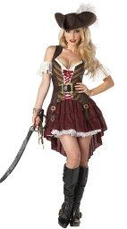 魅惑のフェロモン<strong>女海賊</strong>/コスチューム コスプレ<strong>衣装</strong> (二次会、結婚式、仮装、パーティー、宴会、ハロウィン)大人女性用