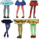 可愛いアリスコスプレ タイツ 6カラー ダンス衣装/LEG ...