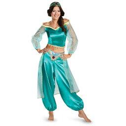 <strong>ディズニー</strong> 「アラジン」 ジャスミンの<strong>コスチューム</strong> コスプレ衣装 (二次会、結婚式、仮装、パーティー、宴会、舞台、演劇、ハロウィン、大きいサイズ)  女性 <strong>大人</strong>用