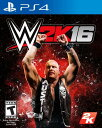WWE 2K16 輸入 北米 [PlayStation 4]