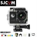 SJCAM アクションカメラ SJ4000 WiFi 液晶モ...