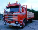 【予約】2017年8-10月以降発売予定Verbeek, S. Scaniaスカニア 2-serie rigid truck with loadトラック Teknoテクノ 建設機械模型 工事車両 1/50 ミニチュア
