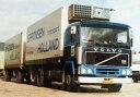 【予約】2017年5-7月以降発売予定Spronsen, Van Volvo F12 rigid truck トレーラー Teknoテクノ 建設機械模型 工事車両 1/50 ミニチュア