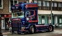 【予約】2017年5-7月以降発売予定Hal, van Scaniaスカニア R6 Topline トラック トラクタヘッド Teknoテクノ 建設機械模型 工事車両 1/50 ミニチュア