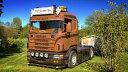 【予約】2017年10-12月以降発売予定N.A. Bloemen Line Scaniaスカニア 4-serie Low cabin トラック トラクタヘッド Teknoテクノ 建設機械模型 工事車両 1/50 ミニチュア