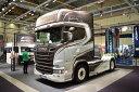 【予約】2017年8-10月以降発売予定Scaniaスカニア Great Heritage Since 1891 Scaniaスカニア R 730 Topline トラック トラクタヘッド Teknoテクノ 建設機械模型 工事車両 1/50 ミニチュア