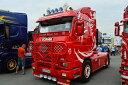 【予約】2017年8-10月以降発売予定M?cke, Timo Scaniaスカニア 143 Streamline トラック トラクタヘッド Teknoテクノ 建設機械模型 工事車両 1/50 ミニチュア